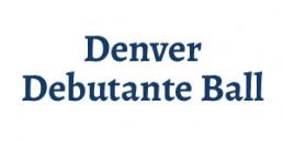 Denver Debutante Ball