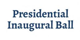 Presidential Inaugural Ball
