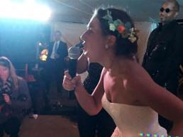 Singing Bride - Moments Notice & Company