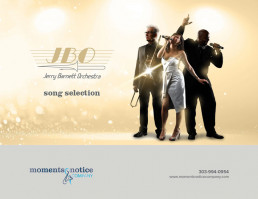 Jerry Barnett Orchestra Song Selection
