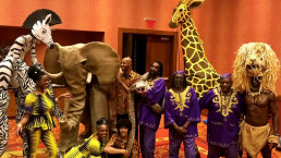 Themed Event - African King
